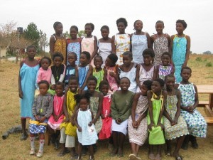 Zambia Little Dresses
